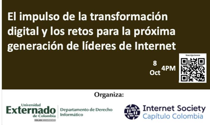 Imagen alusiva a Webinar: El impulso de la transformación digital