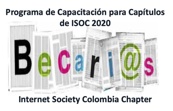 Imagen alusiva a Becarios de Colombia al Programa de Capacitación 2020