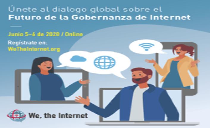 Imagen alusiva a Dialogo global sobre el Futuro de la Gobernanza de Internet
