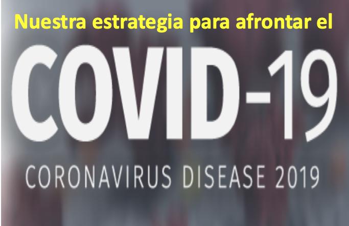 Imagen alusiva a Te invitamos a maximizar las opciones que nos brindan Internet para combatir el COVID-19.